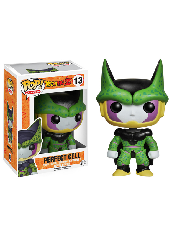 Funko Animation Dragonball Z Perfect Cell #13