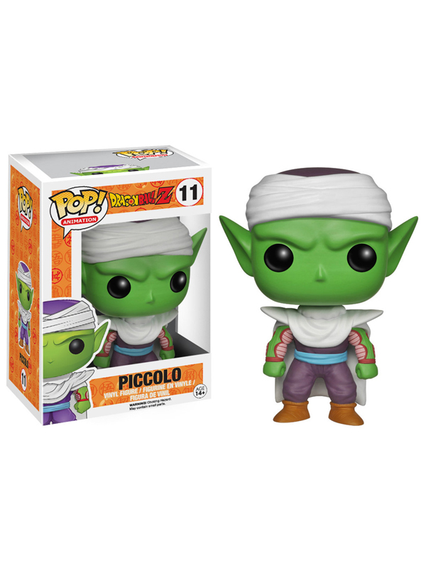 Funko Animation Dragonball Z Piccolo #11