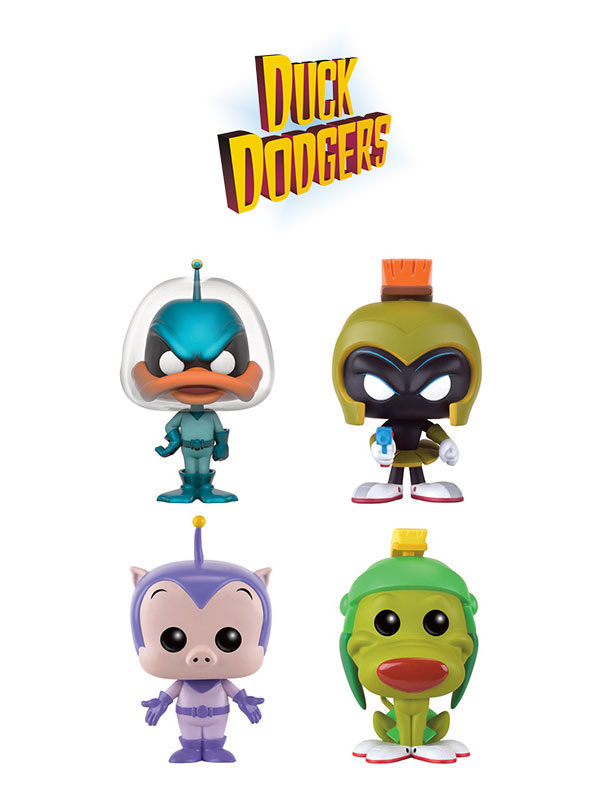 Funko Animation Duck Dodgers