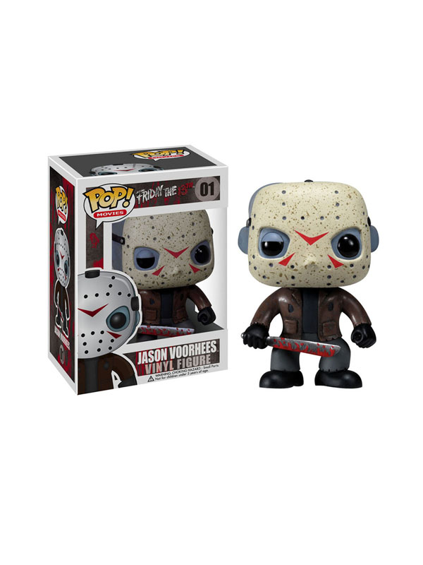 Funko Movies Friday The 13th Jason Voorhees #01