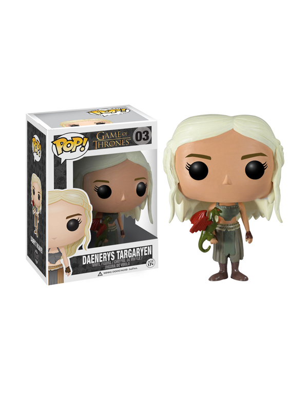Funko Television Game Of Thrones Daenerys Targaryen #03