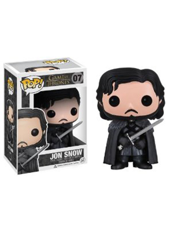 Funko Television Game Of Thrones Jon Snow #07