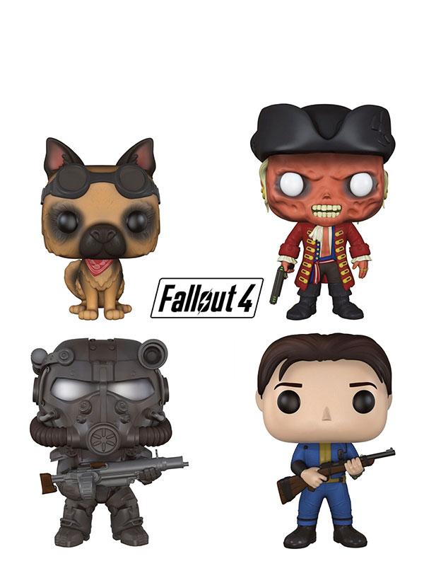 Funko Games Fallout 4