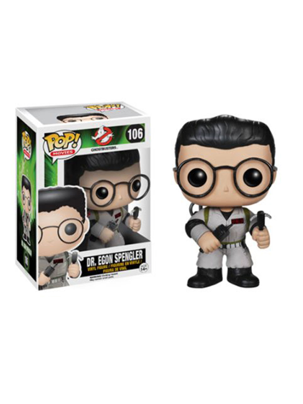 Funko Movies Ghostbusters Dr. Egon Spengler #106
