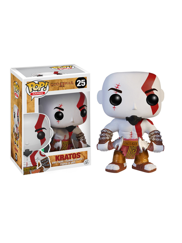 Funko Games God Of War Kratos #25