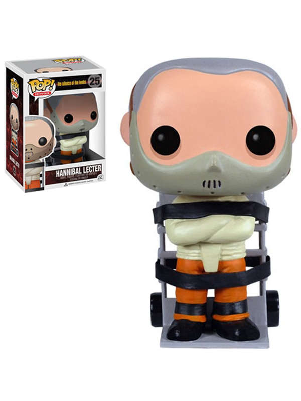Funko Movies The Silence Of The Lambs Hannibal Lecter #25
