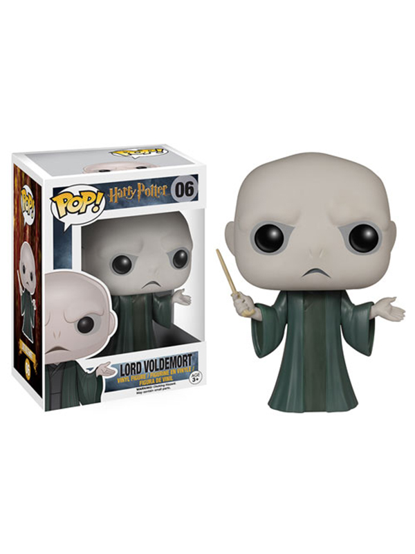 Funko Movies Harry Potter Voldemort #06