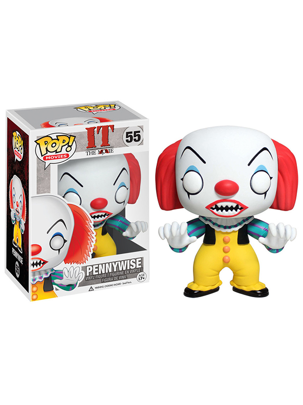 Funko Movies It Pennywise #55