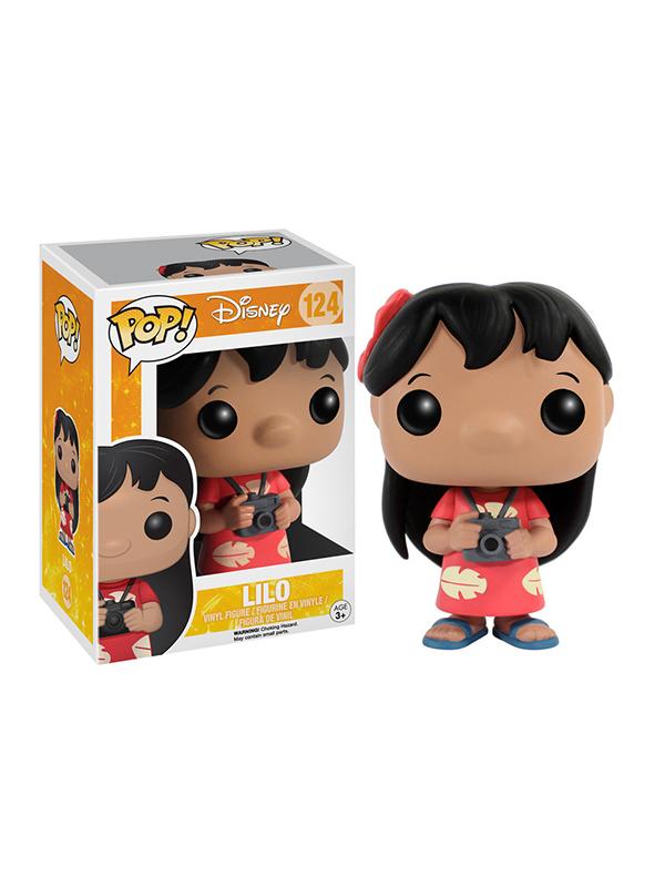 Funko Disney Lilo & Stitch Lilo #124