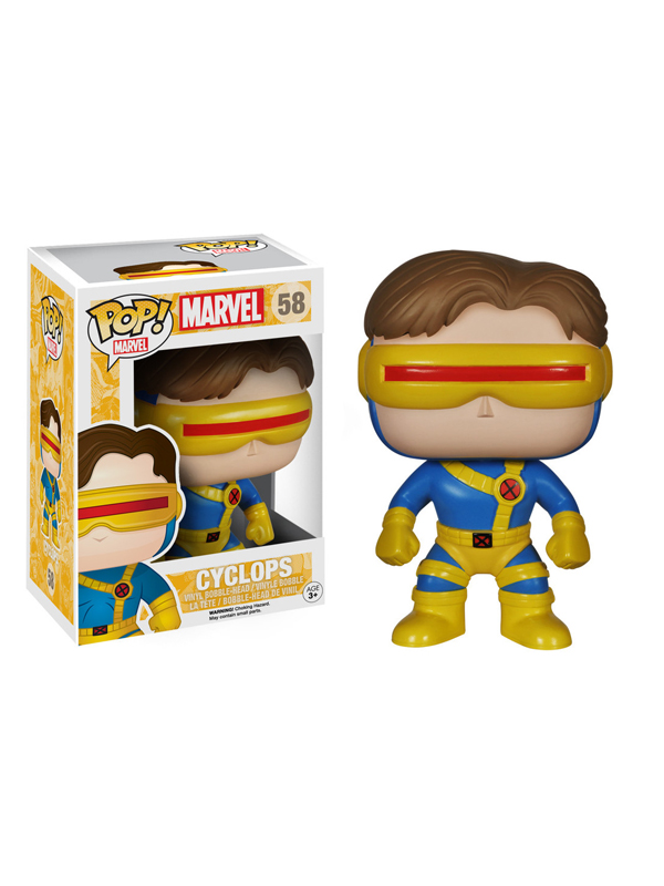 Funko Marvel Cyclops #58
