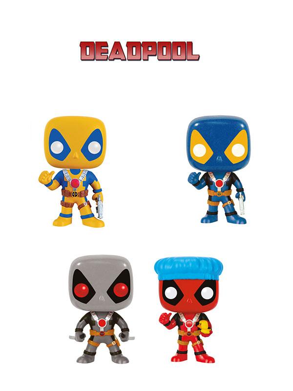 Funko Marvel Deadpool 2016 Limited