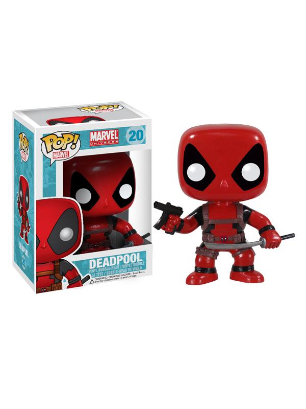 Funko Marvel Deadpool #20