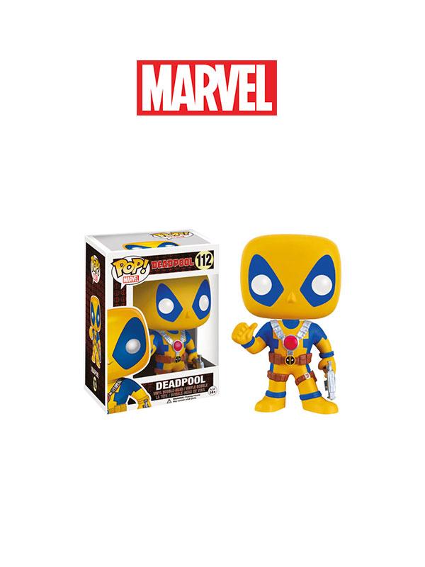 Funko Marvel Deadpool Yellow Costume Exclusive