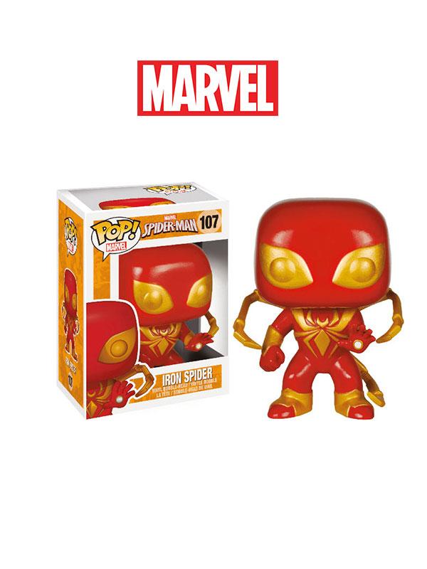 Funko Marvel Iron Spiderman Exclusive