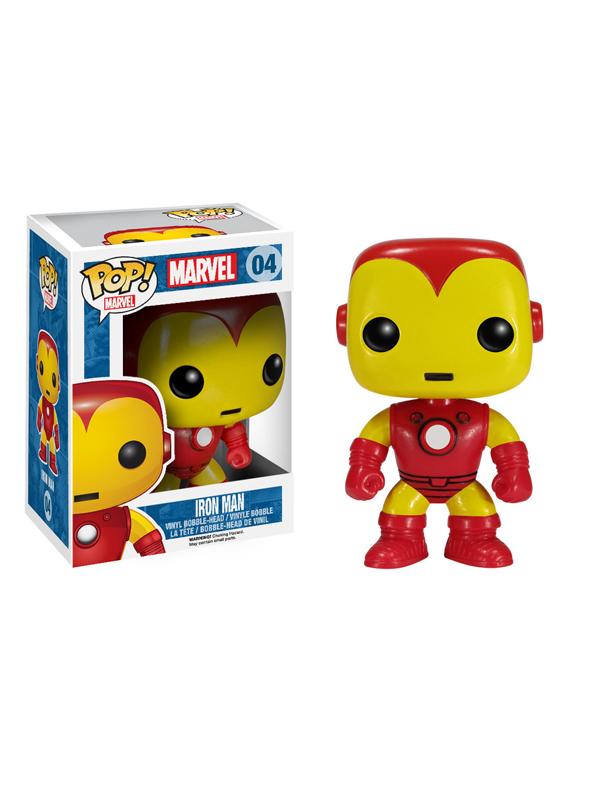 Funko Marvel Ironman #04