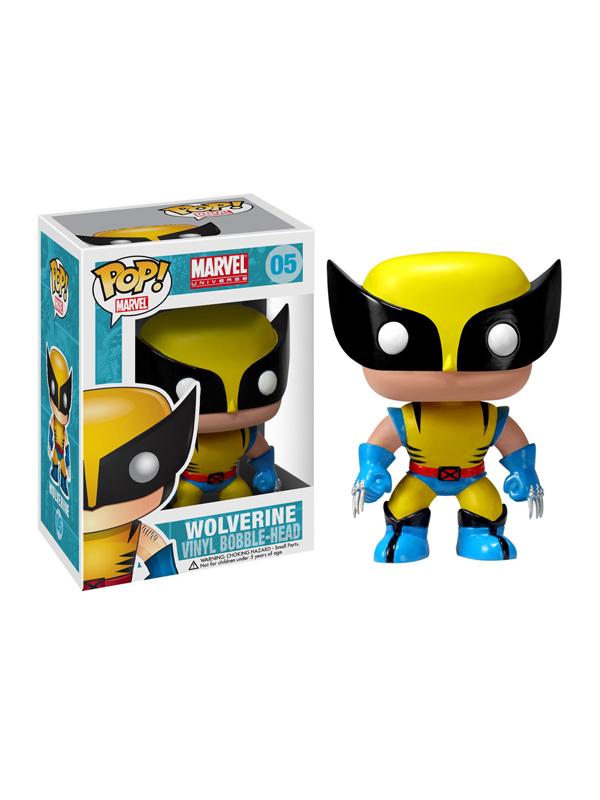 Funko Marvel Wolverine #05