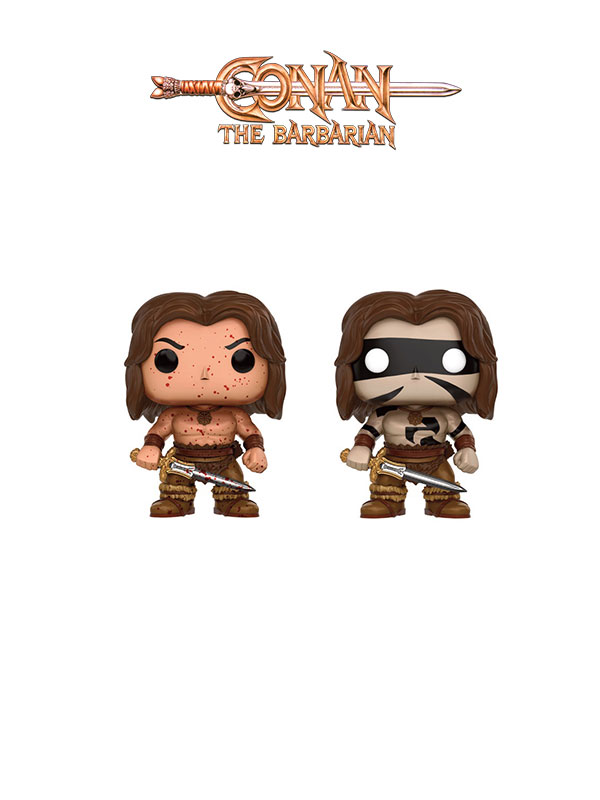 Funko Movies Conan The Barbarian Blood & War Limited