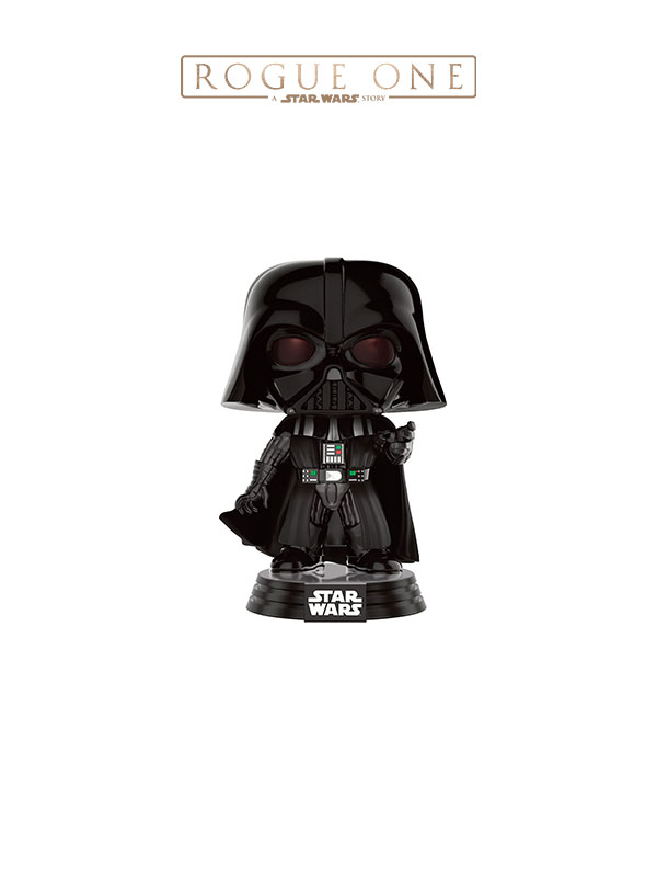 Funko Movies Star Wars Rogue One Darth Vader Choking Grip Limited
