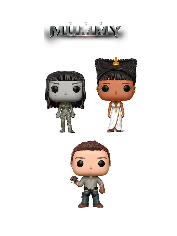 Funko Movies The Mummy