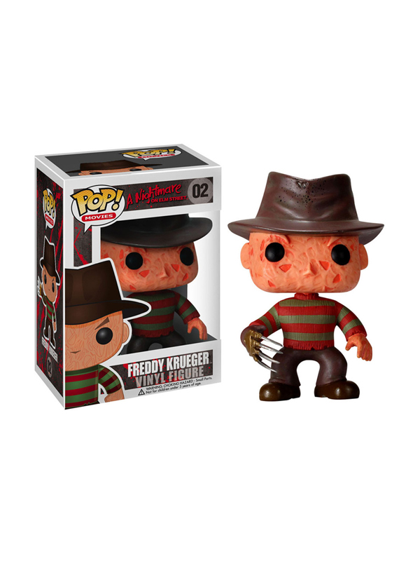 Funko Movies Nightmare Freddy Krueger #02