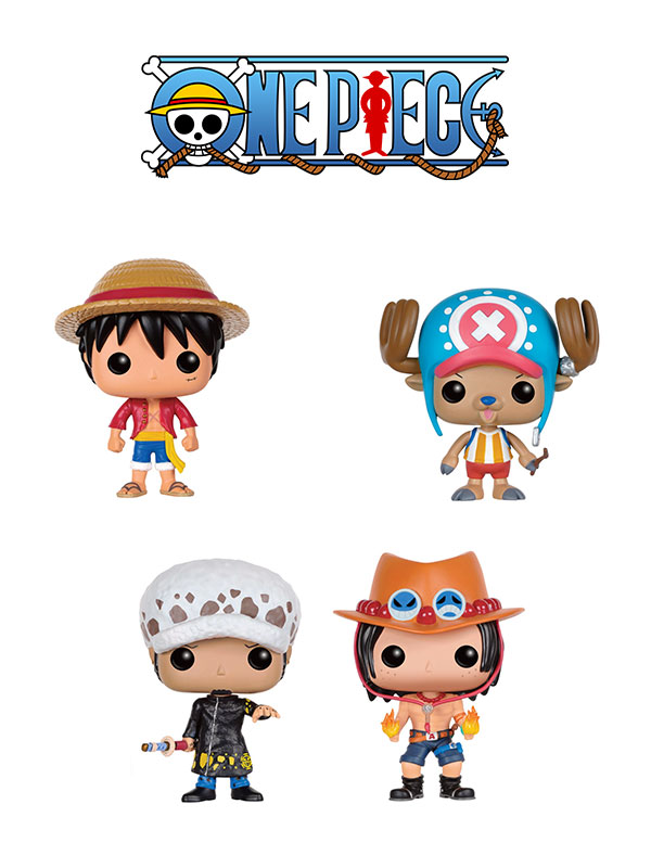 Funko Animation One Piece