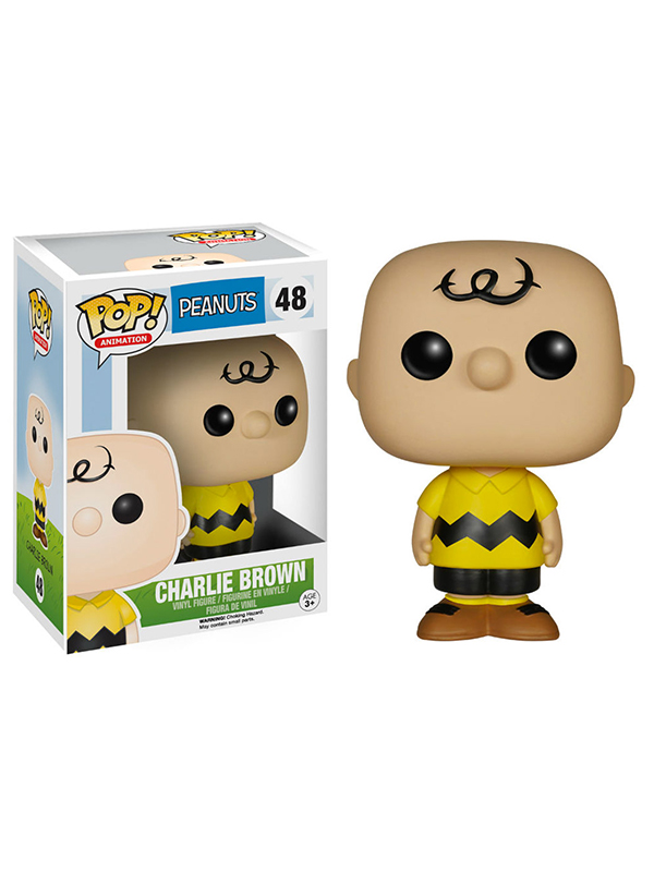 Funko Animation Peanuts Charlie Brown #48