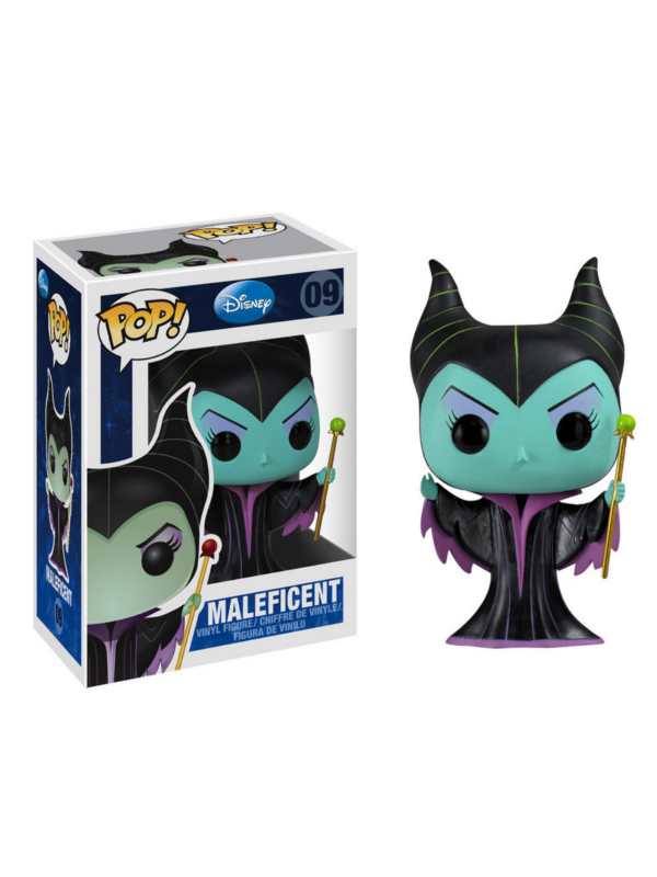 Funko Disney Sleeping Beauty Maleficent #09