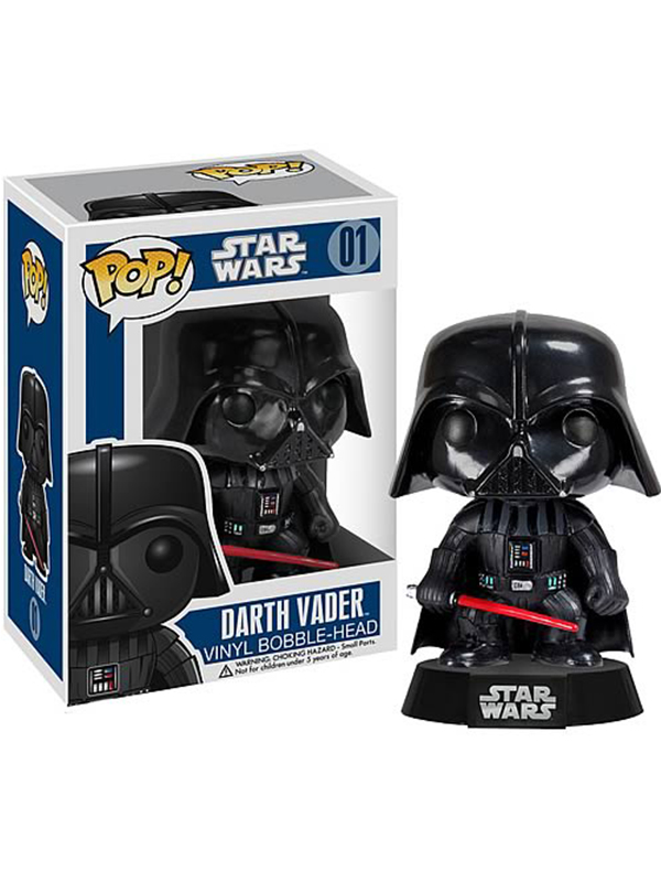 Funko Movies Star Wars Darth Vader #01