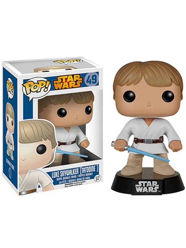 Funko Movies Star Wars Luke skywalker Tatooine #49