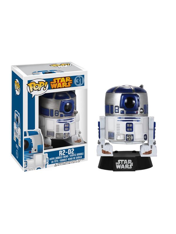 Funko Movies Star Wars R2D2 #31