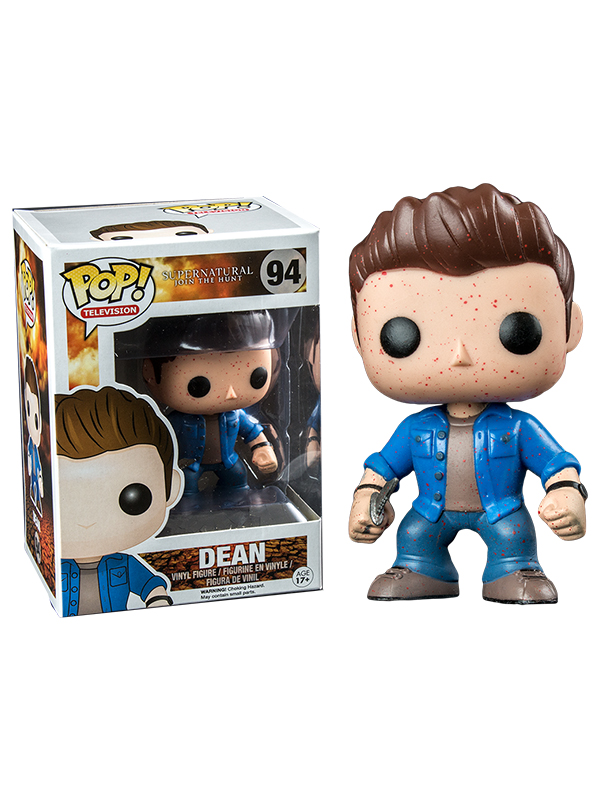 Funko Television Supernatural Dean Blood Metallic Version #94