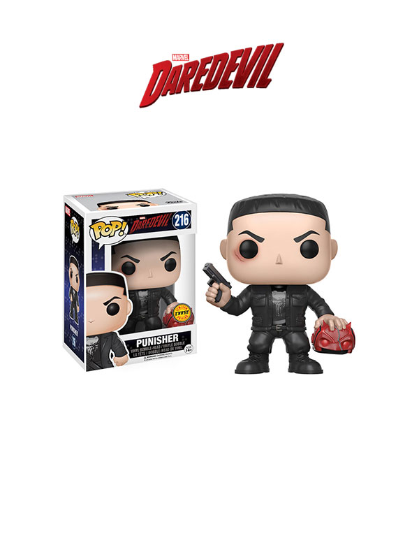 Funko Television Daredevil The Punisher Chase