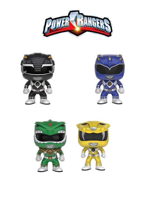 Funko Television Power Rangers
