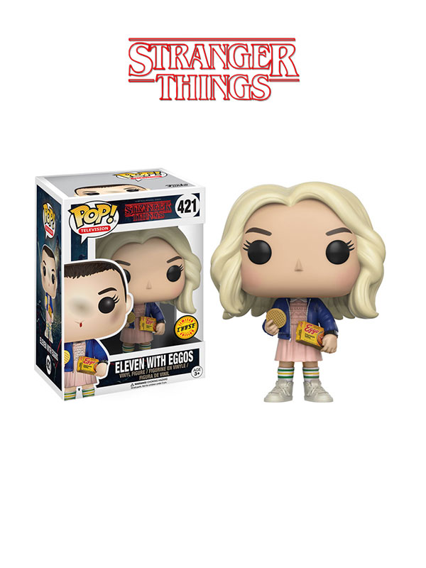 Funko Movies Stranger Things Eleven With Eggos Chase