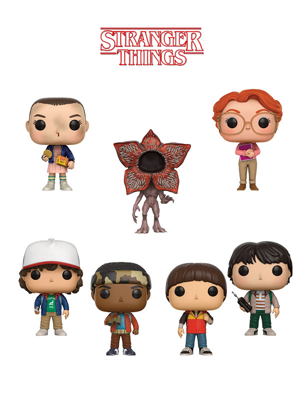 Funko Television Stranger Things