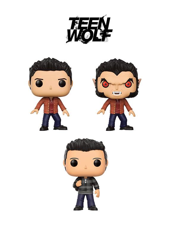 Funko Television Teenwolf