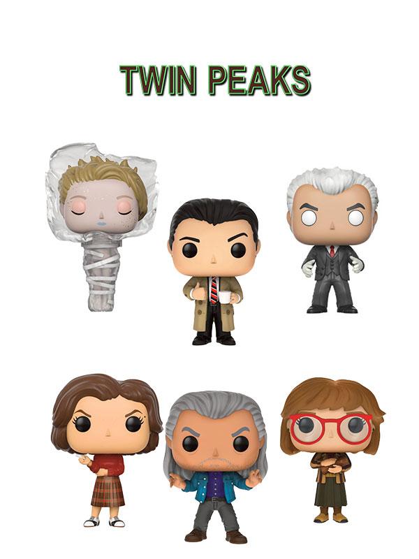 Funko Pop Television Twin Peaks