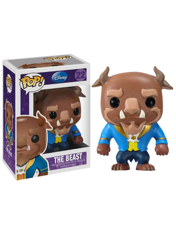 Funko Disney The Beauty And The Beast The Beast #22