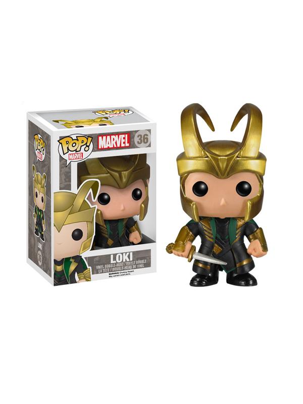 Funko Marvel Loki #36