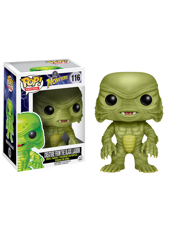 Funko Movies Universal Monsters Creature From The Black Lagoon #116