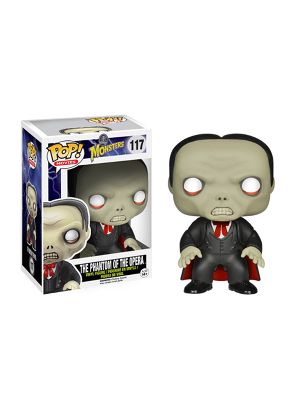 Funko Movies Universal Monsters The Phantom Of The Opera #117