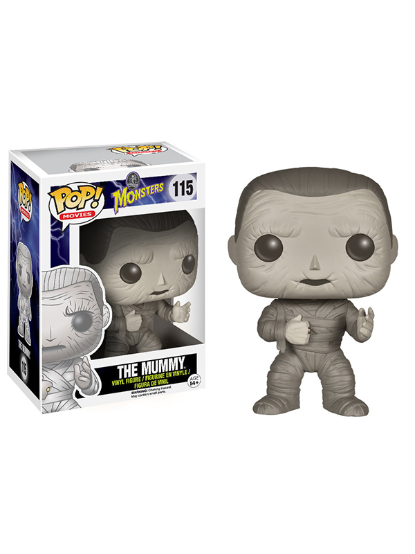 Funko Movies Universal Monsters The Mummy #115