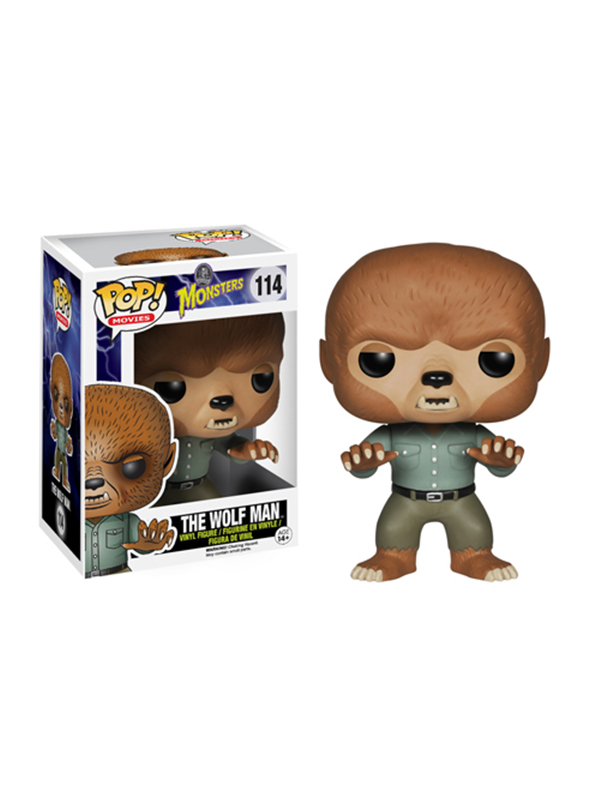 Funko Movies Universal Monsters The Wolfman #114