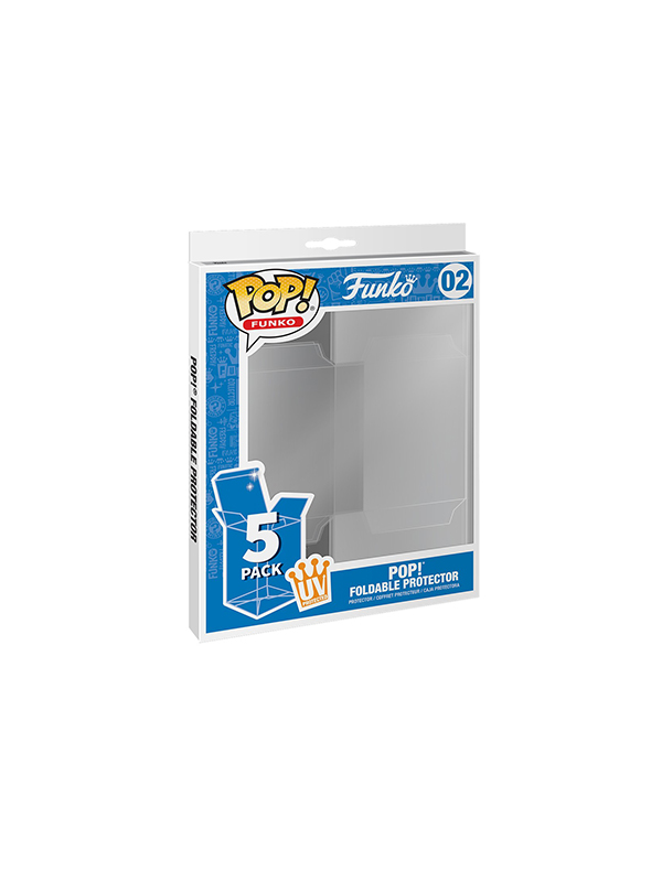 Funko Pop Protector Protector 5-Pack