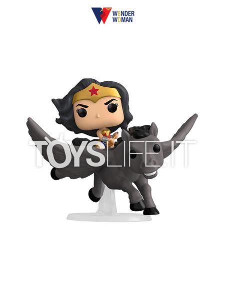 Funko Rides DC Comics Wonder Woman On Pegasus 80th Anniversary