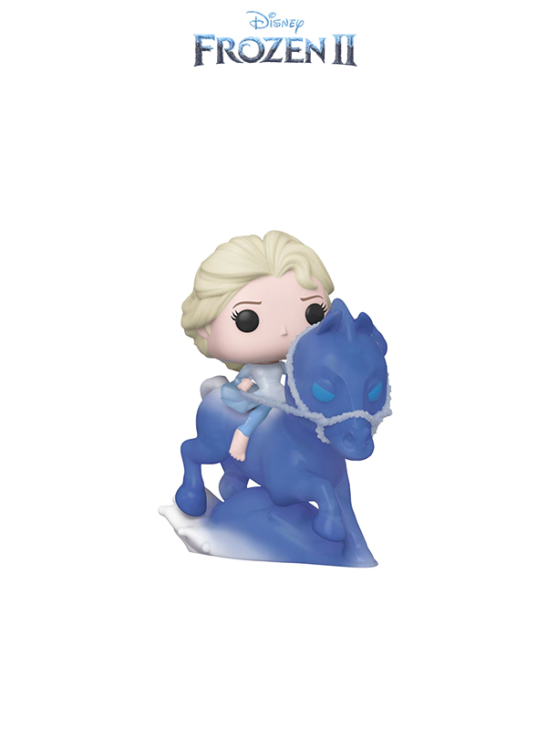 Funko Rides Disney Frozen 2 Elsa Riding Nokk