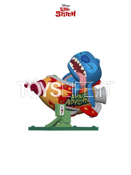 Funko Rides Disney Lilo & Stitch Stitch On Rocket