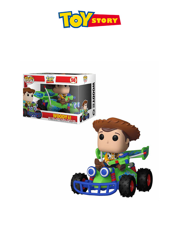 Funko Rides Disney Toy Story Woody  With RC