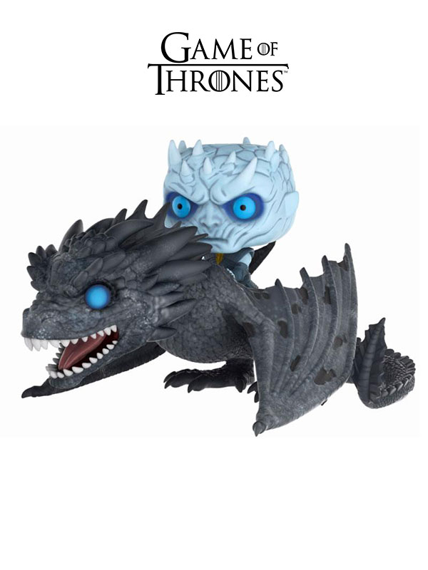 Funko Rides Game Of Thrones Night King On Dragon