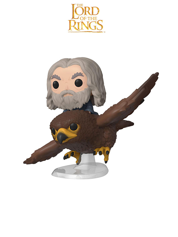 Funko Rides Lord Of The Rings Gandalf On Gwaihir